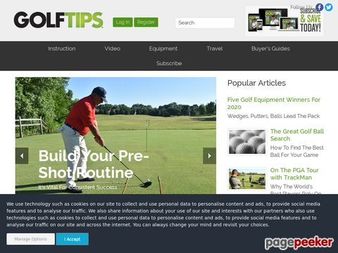 Golf Tips Magazine