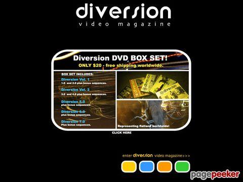 diversion - BMX Video Magazine