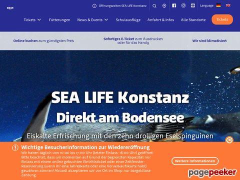 SEA LIFE (Konstanz, DE)