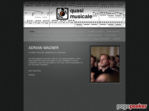 The Music of QuasiMusicale