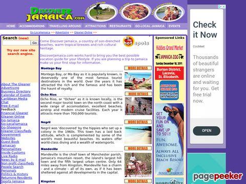 discoverjamaica.com - Discover Jamaica