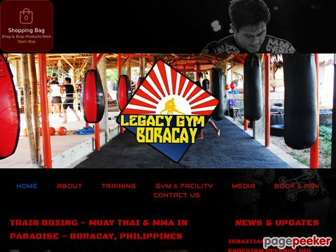 Legacy Gym - MMA, Muay Thai & Boxing Training Camp (Philippines)