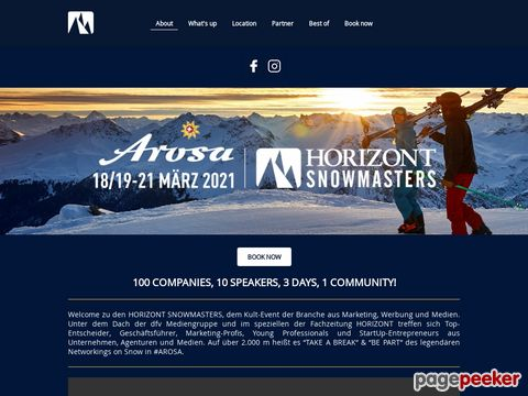 SnowMag.de - Snowboard - Freeskiing - Lifestyle - Specials