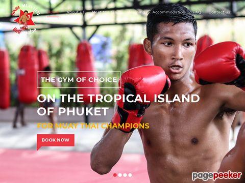 Sinbi Muay Thai Camp Phuket  (Thailand)