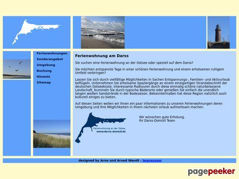 2 moderne Ferienwohnungen an deutscher Ostseeküste