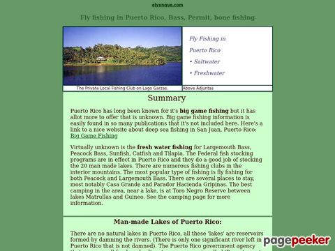 Fly fishing in Puerto Rico, Bass, Permit, bone fishing