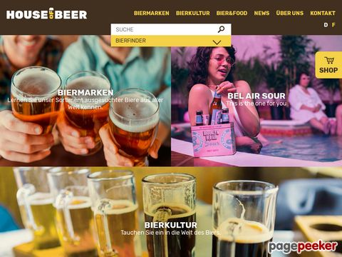 houseofbeer.ch - House of Beer