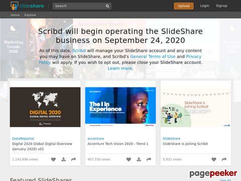 slideshare.net - Upload & Share PowerPoint presentations and documents