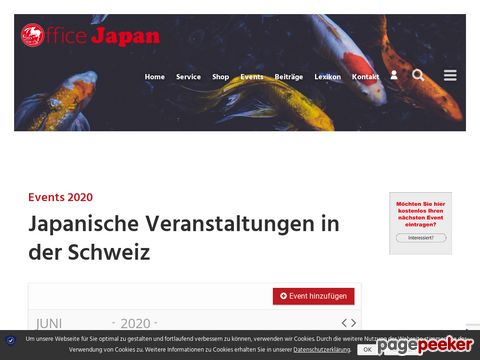 Japan-Events in der Schweiz - japanische Kultur kennenlernen | Office Japan