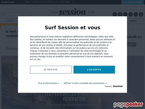 SURFSESSION (Frankreich)