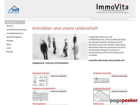 immovita -  Agentur für Immobilien in Basel