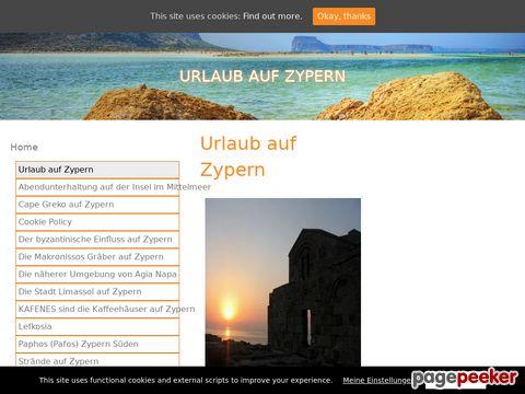 urlaubzypern.com - Zypern Urlaub