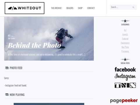 WHITEOUT.ch - another SNOWBOARD mäg