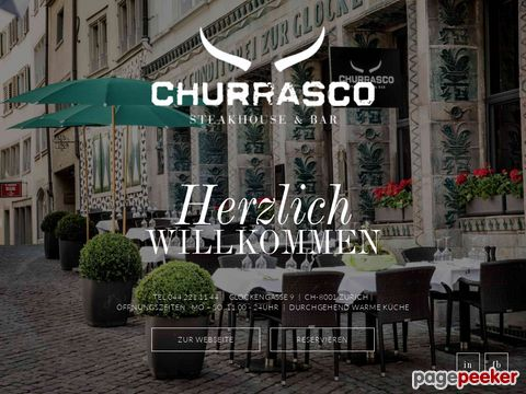 Grill-Restaurant Churrasco - Genussreiches Fleisch