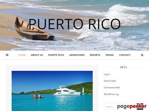 Ah! Puerto Rico - Puerto Rico Guide