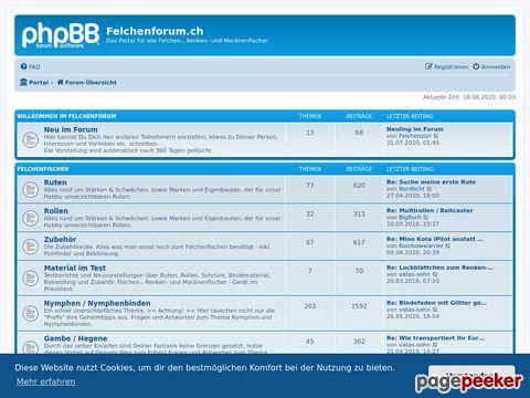 Felchenforum.ch - Portal