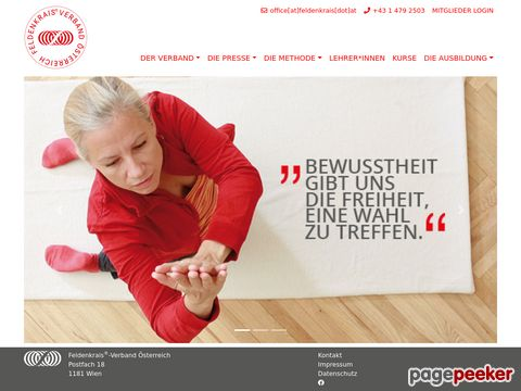 feldenkrais.at