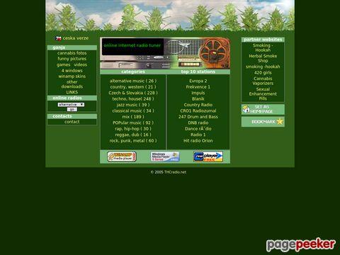 THC radio - internet radio tuner