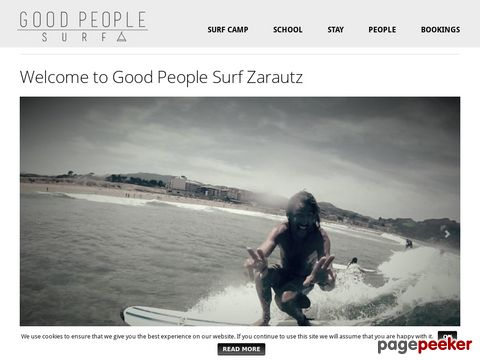 Good People Surf ISCE - Surf Camp Zarautz, Spain & Surf Camp Imsouane, Morocco