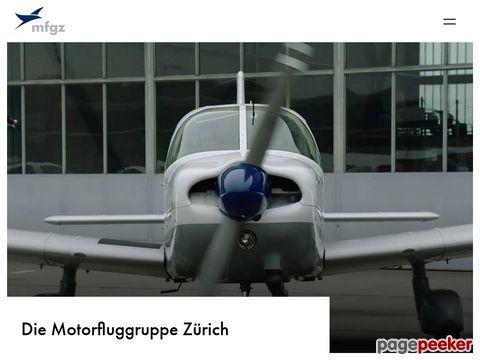 MFGZ, Motorfluggruppe Zürich
