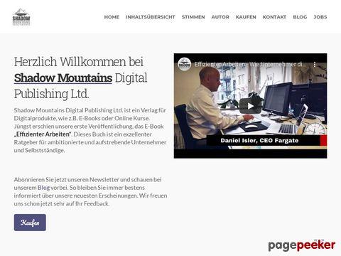 Shadow Mountains Digital Publishing Ltd.