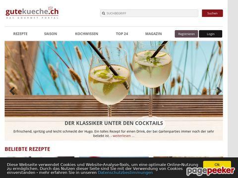GuteKueche.ch - das schweizer Gourmet Portal!