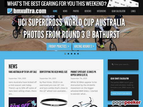 bmxultra.com - bmx racing online magazine