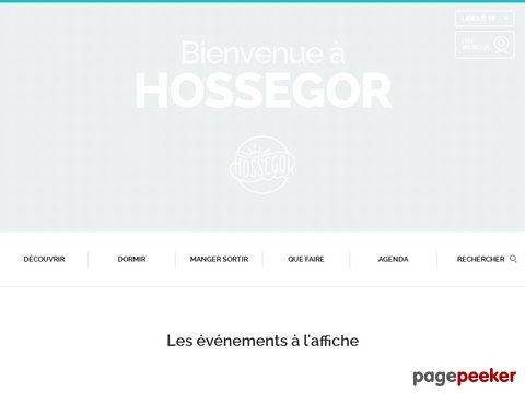hossegor.fr - Hossegor Tourisme