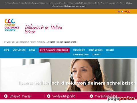 Italienisch Sprachschulen und Sprachkurse in Italien