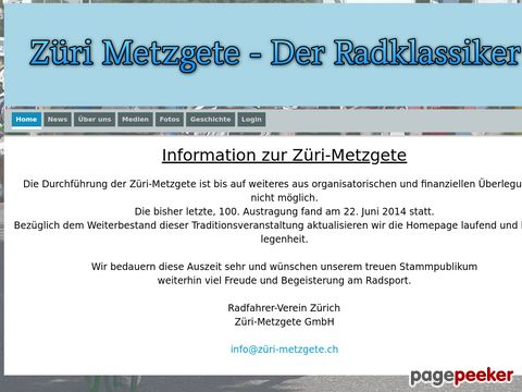 EKZ Züri Metzgete (Schweiz)