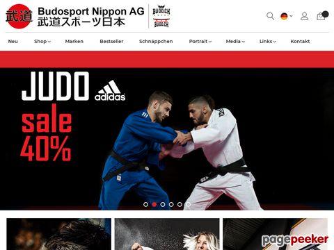 Budo Sport Nippon , Kampf- und Boxsportartikel Zürich