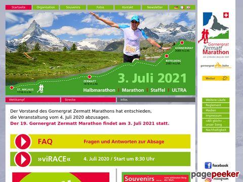 zermatt-marathon.ch - Zermatt Marathon (Schweiz)
