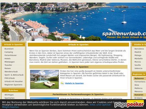 spanienurlaub.com - Spanien Reiseführer