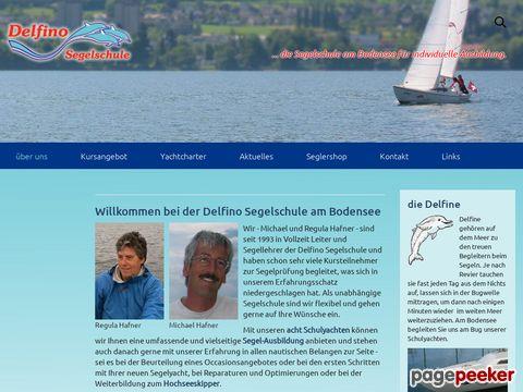 Delfino Segelschule