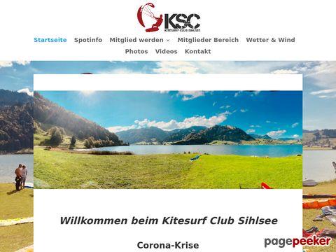 Kitesurf Club Sihlsee SZ