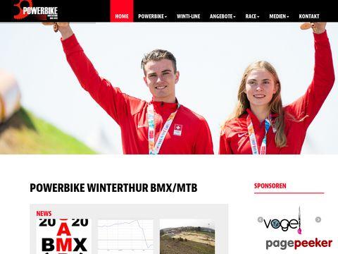 BMX MTB Powerbike Winterthur ZH