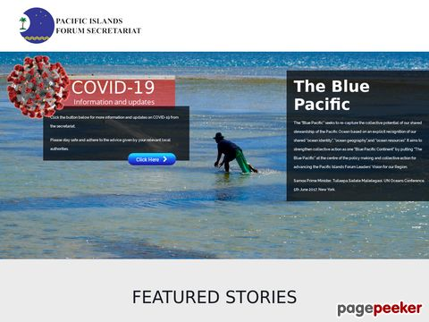 Pacific Islands Forum - Forum Secretariat
