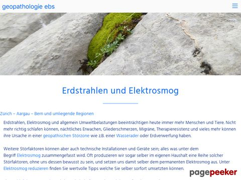 Geopathologie Zürich