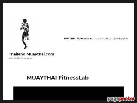 Thailand Muaythai