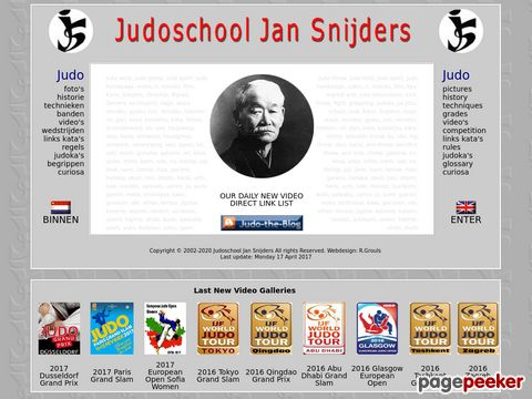 Judoschool Jan Snijders