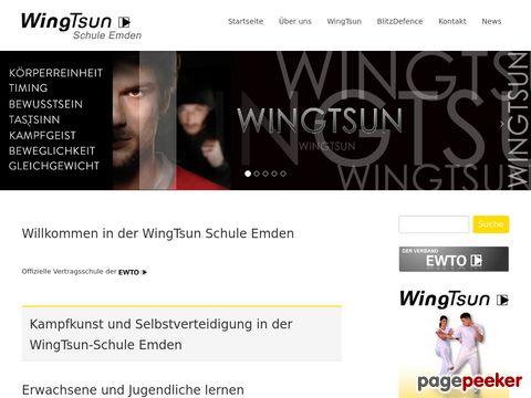 WingTsun Schule Emden