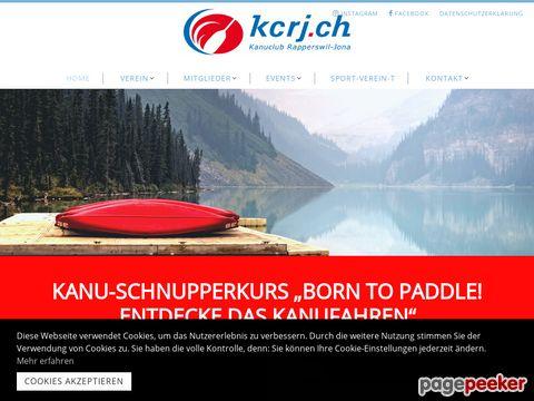 Kanuclub Rapperswil-Jona