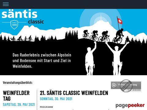 SÄNTIS CLASSIC - Alpenfeeling am Bodensee (Schweiz)